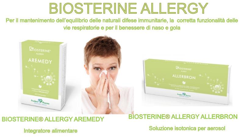 Biosterine-allergy